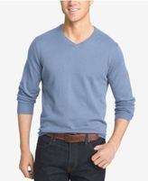 Izod Men's Big and Tall V-Neck Sweater