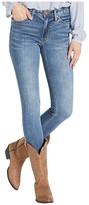 Wrangler Women/'s Low Rise Skinny Jean WJS44DB Rock 47® DB Wash-Sits Above hip