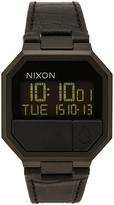Nixon Re-Run Leather