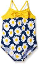 Wippette Toddler Girls Sunflower Swimsuit