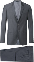 Tonello microdot suit - men - Cupro/Virgin Wool - 46