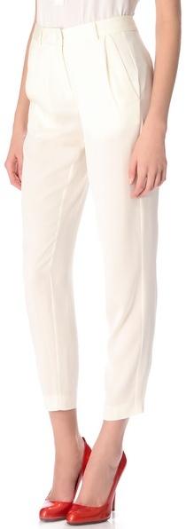Vionnet Double Stretch Pants