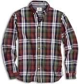 Sperry Plaid Button Down Shirt