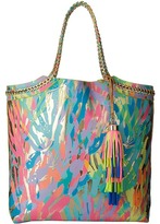 Lilly Pulitzer Reversible Seaside Tote Tote Handbags