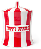 Jonathan Adler Puppy Uppers Canister