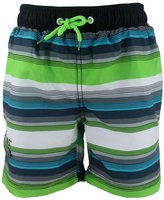 SLGADEN Boys Beach Shorts Seam Pockets Waist Drawcord Quick-Drying Classic Outdoor Summer Sports Board Pants 11-12T