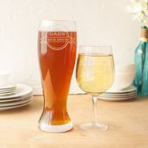 Cathy's Concepts Cathys concepts 2-pc. Mom & Dad's XL Wine & Beer Glass Set