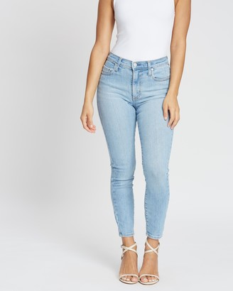 Nobody Denim Petite Cult Skinny Ankle Jeans
