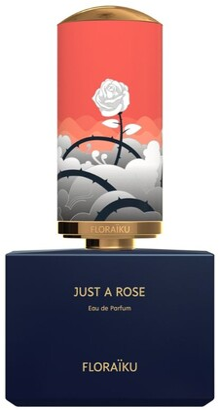 FLORAIKU Just A Rose Eau de Parfum and Refill