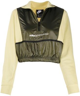 Nike Cropped Panel Jacket