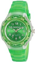Timex Women's T5K3669J Marathon Analog Bright Green Resin Watch