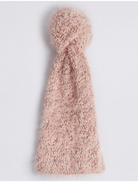 M&S Collection Fluffy Scarf