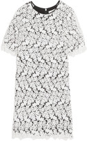 Erdem Aliya guipure lace and chiffon dress