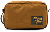 Filson Travel Pack in Cognac.
