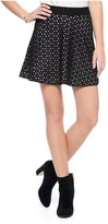 Juicy Couture Laser Cut Skirt