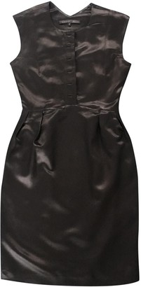 Theyskens' Theory Black Dress for Women