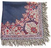 One Kings Lane Vintage Antique French Throw