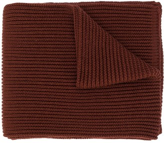 S.N.S. Herning Oversized Knit Scarf
