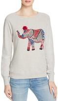 Soft Joie Annora Embroidered Sweatshirt