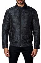Jared Lang Men's Chicago Camo Down Puffer Jacket