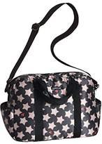 LANDUO LAN Women's Baby Diaper Nappy Bag Travel Large Black