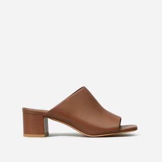 Everlane The Leather Mule Sandal