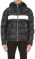 Givenchy Striped Quilted Shell Jacket