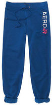 Aeropostale Womens Aero Ny Classic Cinch Sweatpants