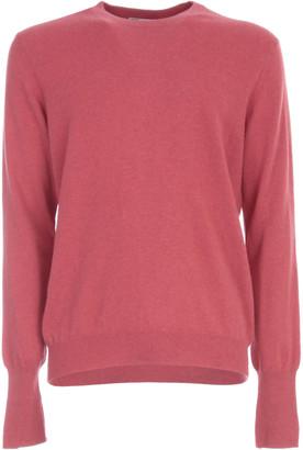 Ballantyne Solid Colour Sweater Crew Neck