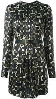 DSQUARED2 camouflage print dress