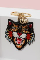 Gucci Angry Cat key chain