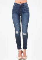 Bebe Roksana Heartbreaker Jeans