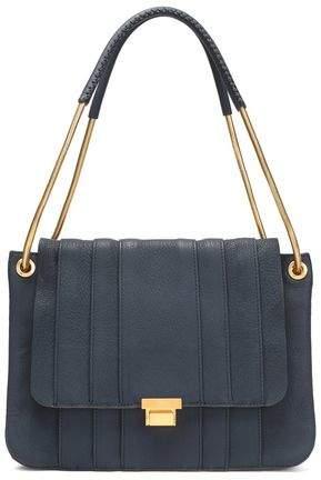 Anya Hindmarch Textured-Leather Shoulder Bag