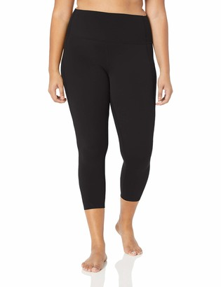 Core 10 Nearly Naked Yoga High Waist 7/8 Crop Legging-24 Leggings