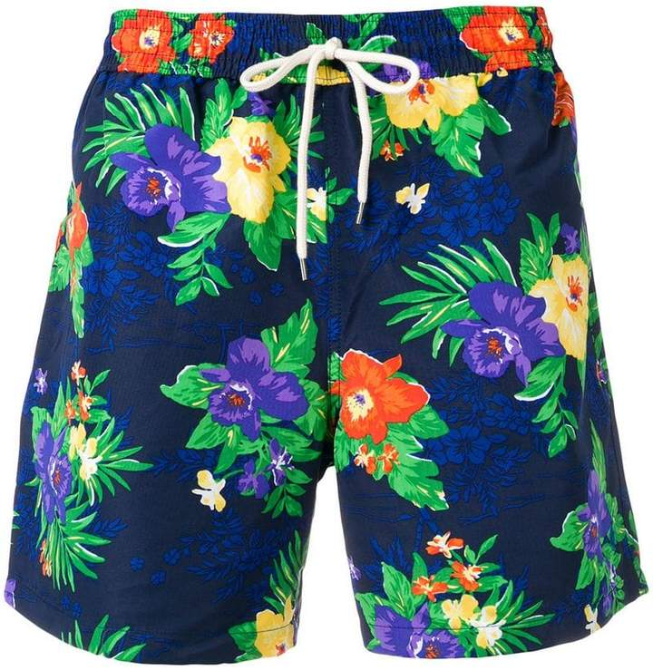 eb2b2ba24a Floral Polo And Shorts For Men - ShopStyle