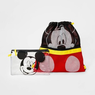 Disney Boy' Mickey Moue Drawtring Backpack