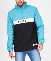 Stussy Surfman Jacket Black