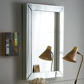 west elm Parsons Wall Mirror – Mirrored