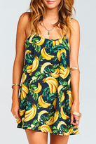 Show Me Your Mumu Banana Dress