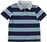 Osh Kosh Striped Polo (Toddler/Kid) - Blue Stripe-5