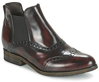 dkode SOLVI women's Mid Boots in Bordeaux