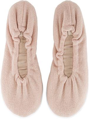 Skin Cashmere Ballet Flat