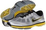 Nike Lunar Ascend (Stadium Grey/Black/Metallic Silver) - Footwear