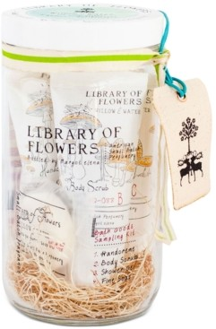 Library of Flowers 5-Pc. Willow & Water Bath Goods Set