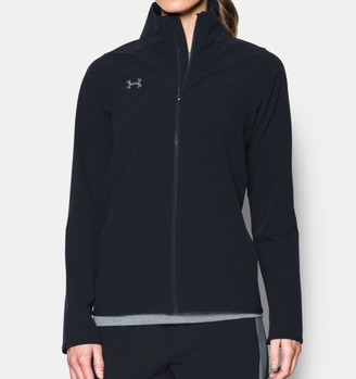 Under Armour Women's UA Squad Woven Full Zip Jacket