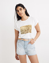 Madewell The Momjean Short in Givens Wash