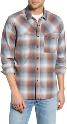 Jeremiah Strauss Regular Fit Plaid Shirt