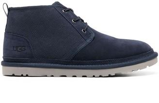 UGG Neumel Corduroy ankle boots