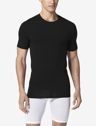 Tommy John Cool Cotton Crew Neck Stay-Tucked Undershirt 2.0