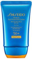 Shiseido Ultimate Sun Protection Cream SPF 50+ WetForce/ 2 oz.